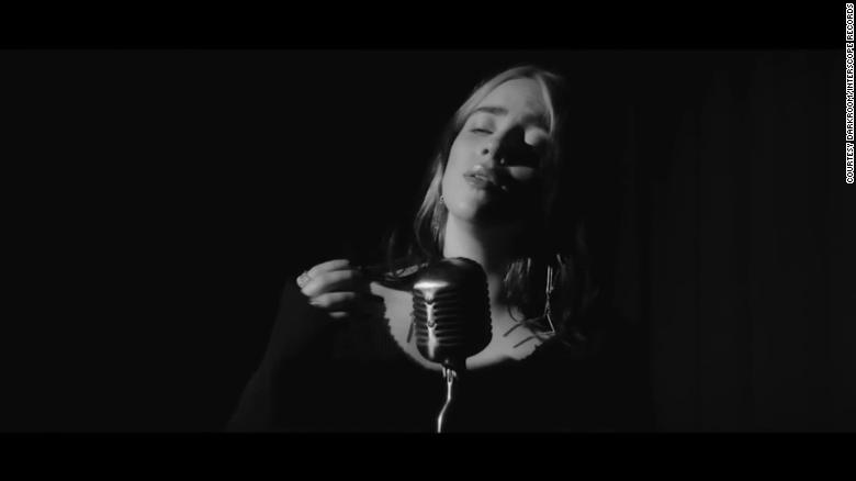 Billie Eilish drops Bond theme 'No Time to Die' video
