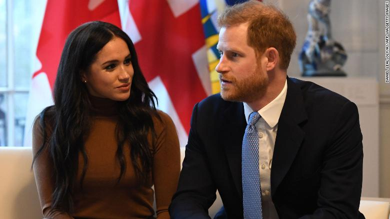 Prince Harry says he's had an 'awakening' on racism, in a world 'created by White people for White people'