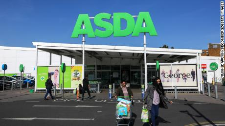 Walmart finds new buyers for UK supermarket chain Asda