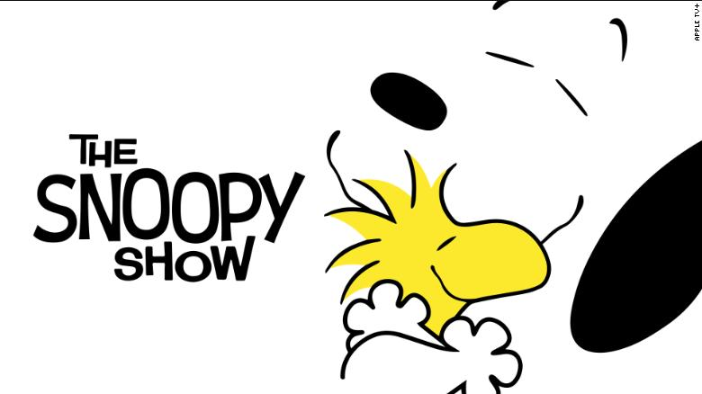 This teaser trailer for 'The Snoopy Show' is the counter programming you need today