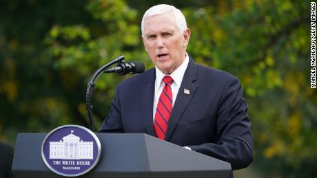 Pence team agrees to allow plexiglass barrier near him at VP debate after back-and-forth over Covid precautions