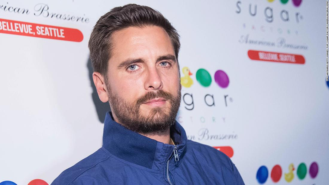 Scott Disick learns he has low testosterone admits his body has been through 'some rough waters' – CNN