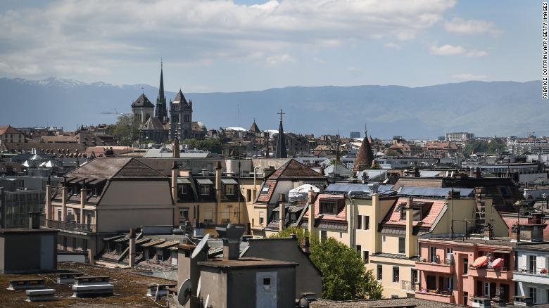 Geneva adopts what's believed to be the highest minimum wage in the world, at $25 an hour