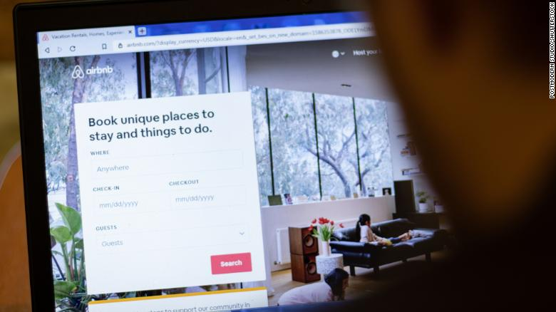 Airbnb will block one-night reservations on Halloween in a bid to stop parties that could spread the coronavirus