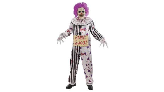 Adult Hugz The Clown Costume