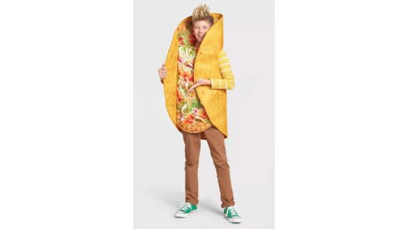 Adult Taco Halloween Costume Bodysuit