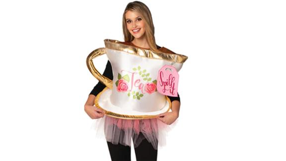 Spill It Tea Cup Costume