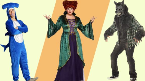 Halloween Costumes For October 2020 That All Ages Will Get Best adult halloween costumes | CNN Underscored