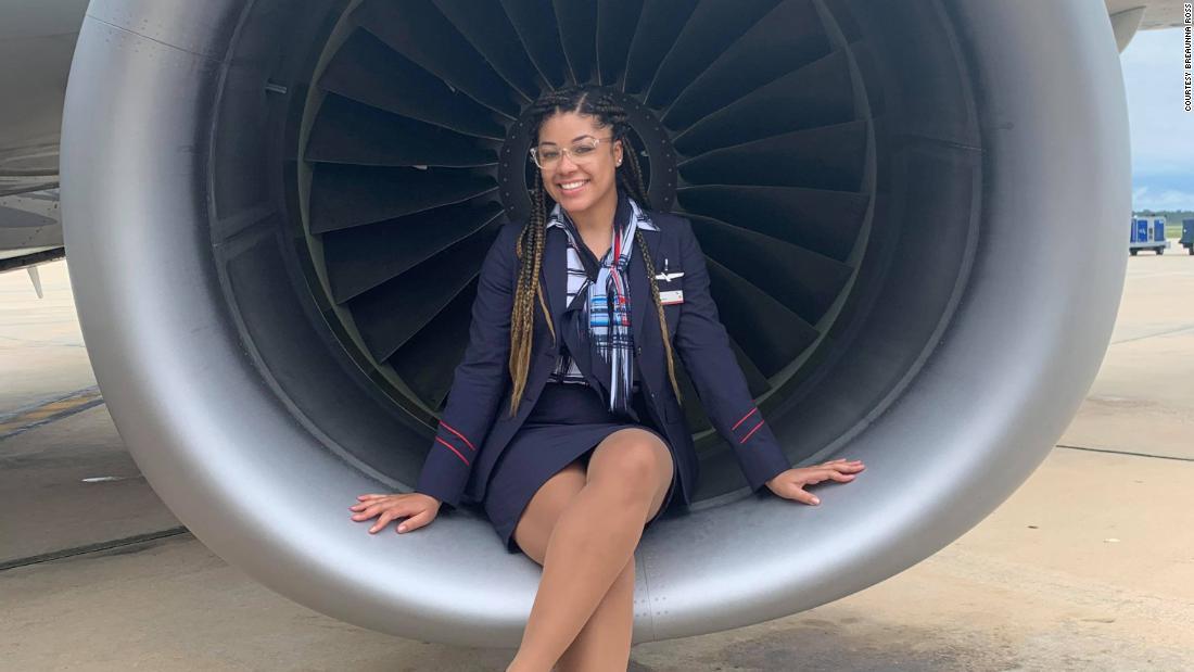 Flight attendants share emotional goodbyes on final flights following job cuts – CNN