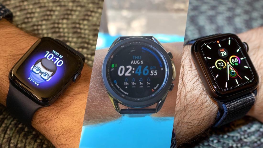 The best smartwatches of 2020
