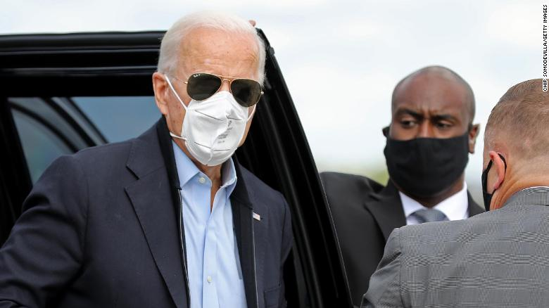 Biden will get tested more frequently and continue in-person campaigning