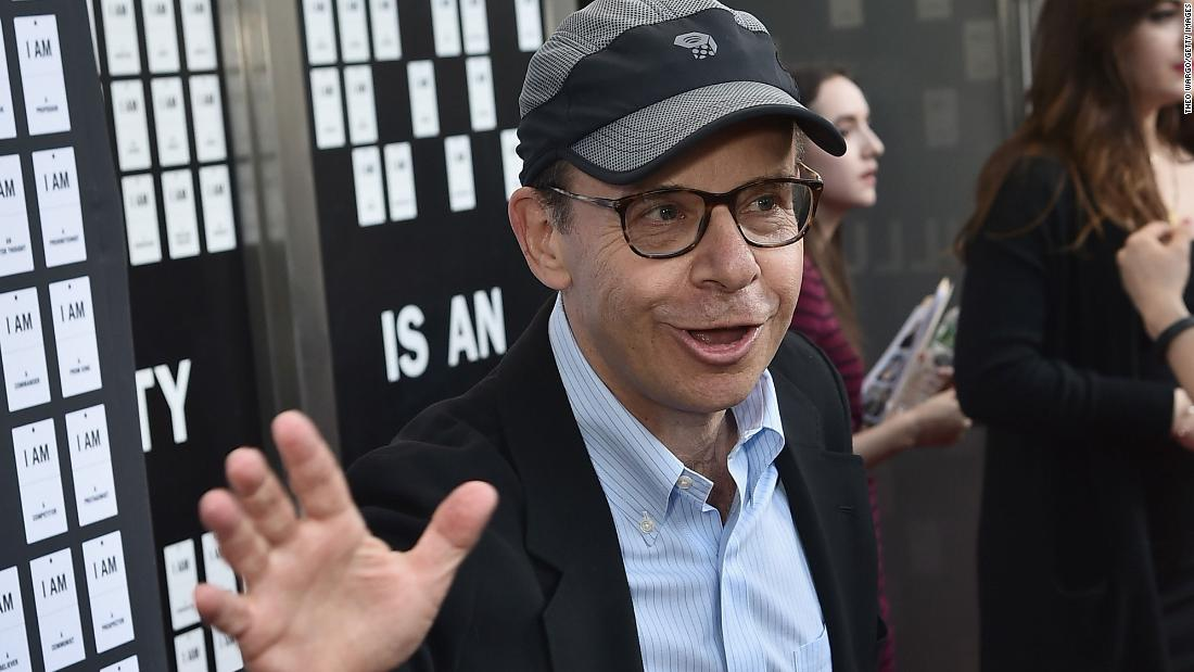 Man charged with assaulting actor Rick Moranis