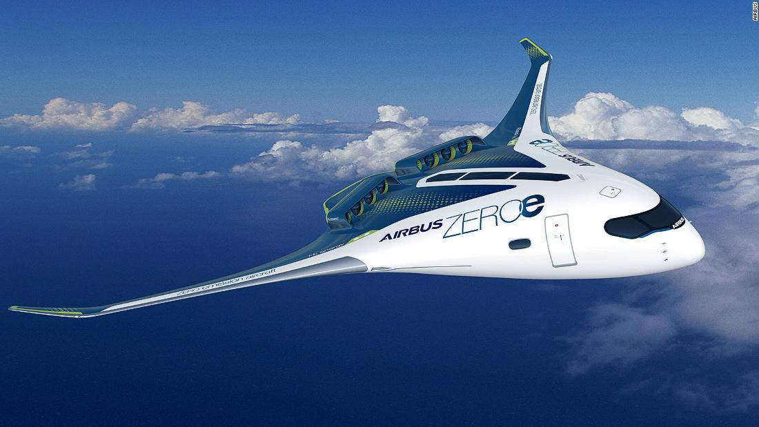 Why this space age airplane could change flying forever