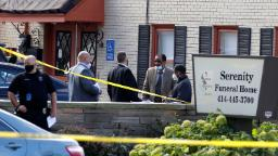 $10,000 reward offered for information on a shooting at a Milwaukee funeral home