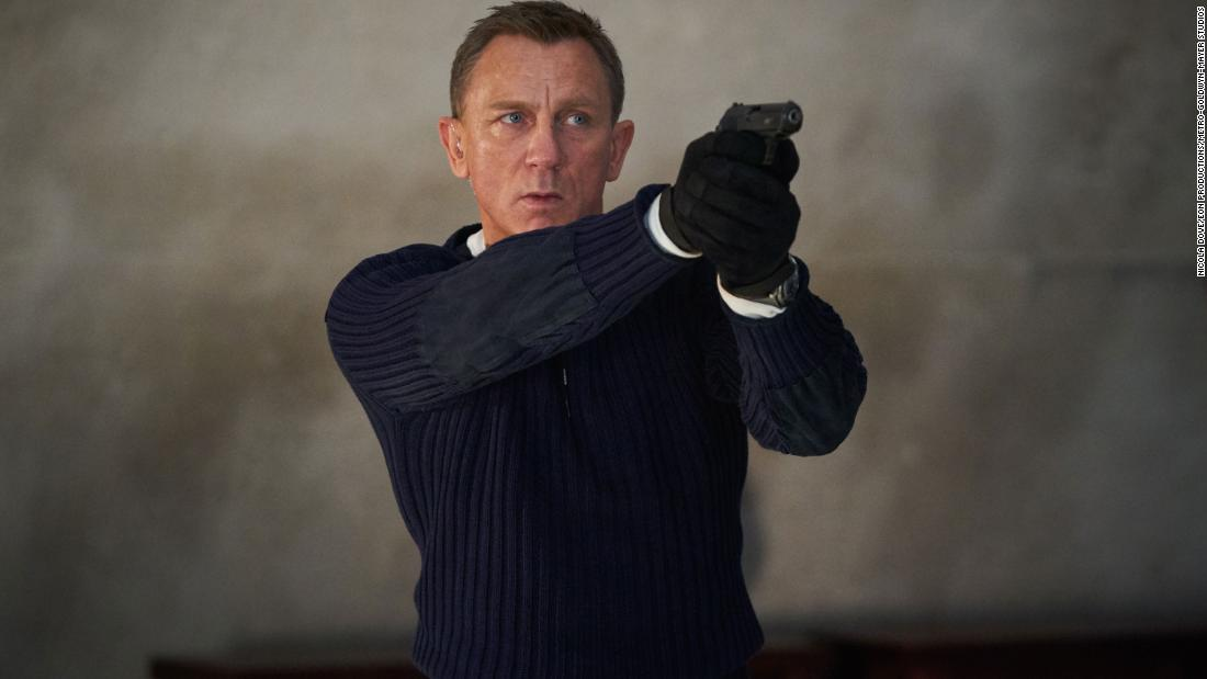 James Bond's 'No Time To Die' has been delayed until 2021 in fresh blow to Hollywood – CNN
