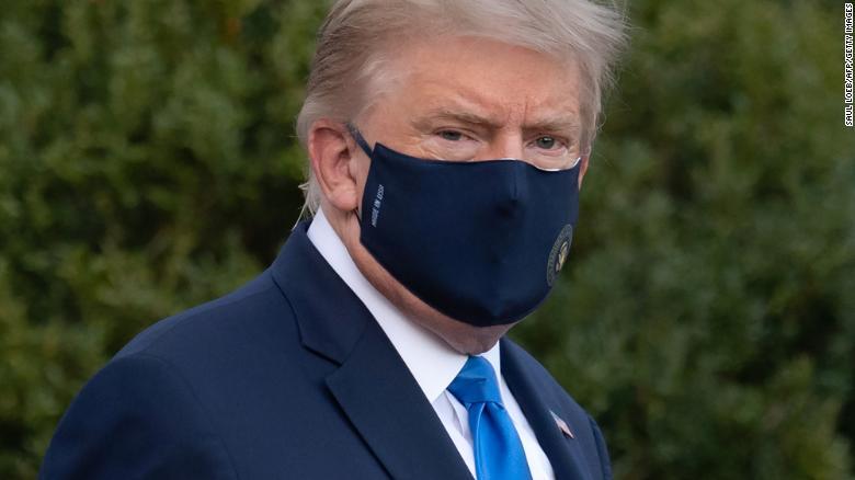 TT Trump xuất viện, cho biết sẵn sàng tranh luận vòng thứ hai với Biden