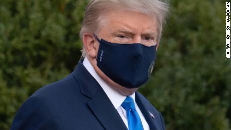 To treat Covid-19, President Trump is taking remdesivir, dexamethasone and more