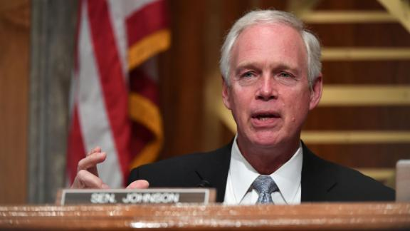 Image for 'I'll go in a moon suit': GOP senator who tested positive for Covid vows to vote for Trump's SCOTUS pick