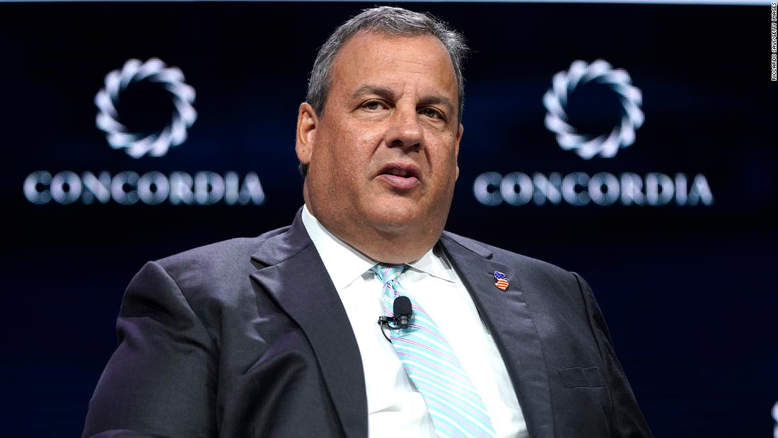 READ: Chris Christie statement on being treated in ICU for Covid-19