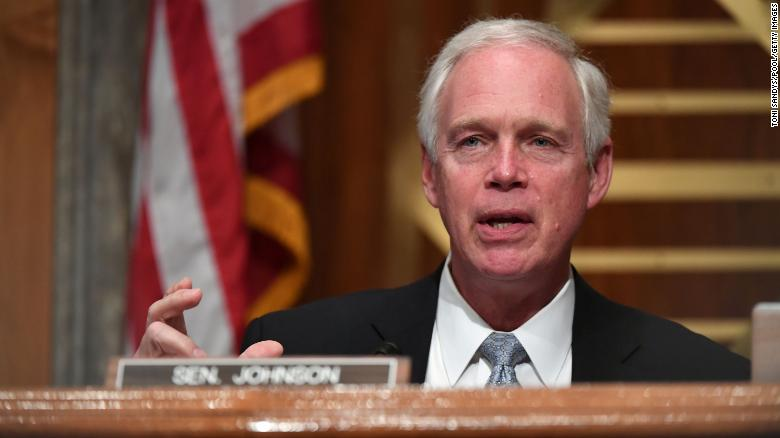 This Republican senator has a totally wild theory about the impeachment trial