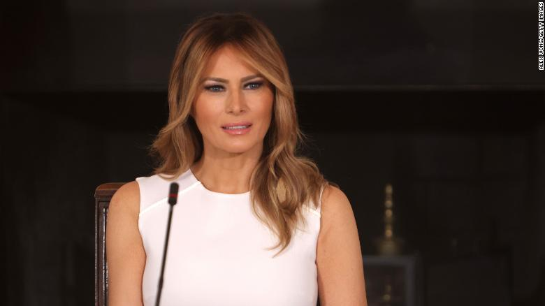 Justice Department files complaint against Melania Trump's ex-friend over tell-all book