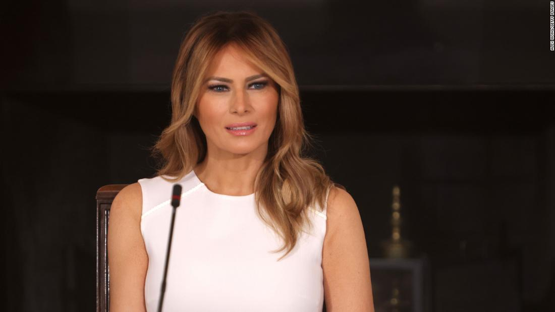 DOJ sues Melania Trump's ex-friend