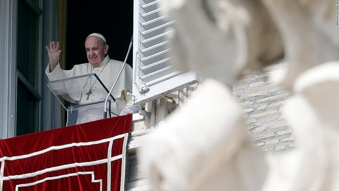 Pope Francis says capitalism has failed in the pandemic – CNN