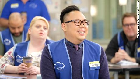 "The writers of NBC's ""Superstore"" didn't originally envision Mateo (played by Nico Santos) as an undocumented immigrant. But now the character's immigration status has become a key plot point on the show."