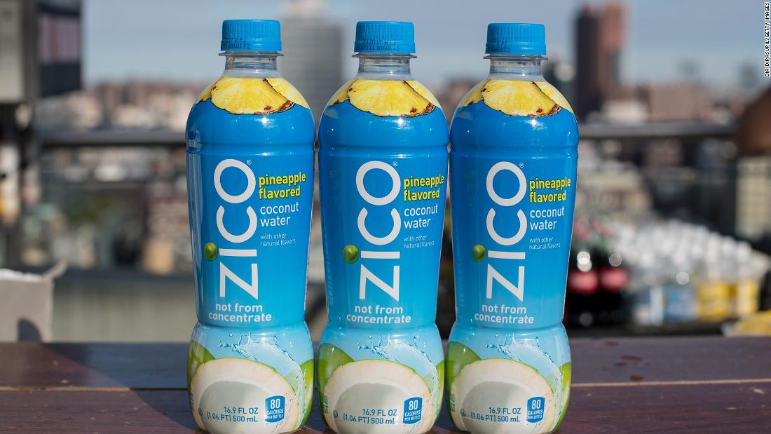 Coca-Cola is discontinuing Zico, its coconut water brand