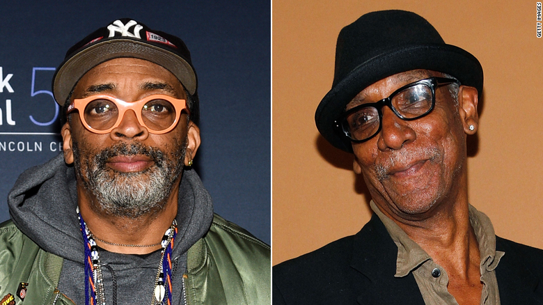 Spike Lee pays tribute to Thomas Jefferson Byrd