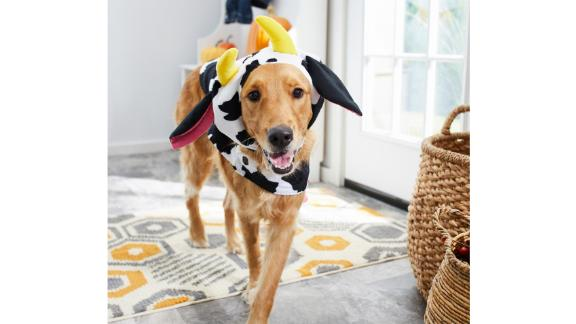 Frisco Happy Cow Dog & Cat Costume