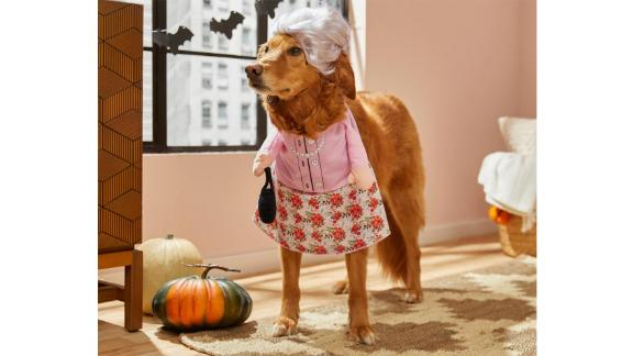 Frisco Front Walking Granny Dog & Cat Costume