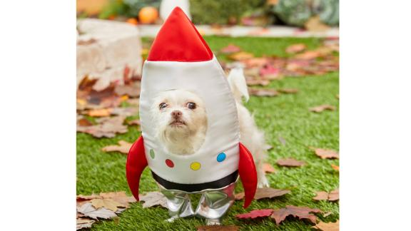 Frisco Front Walking Spaceship Dog & Cat Costume