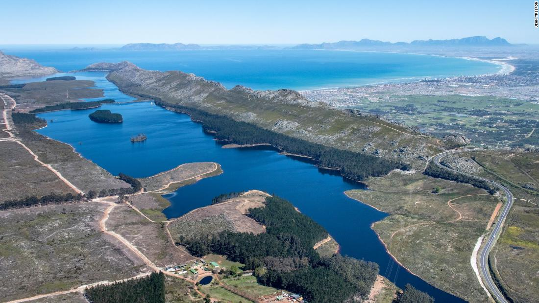 After Nearly Running Out of Water in 2018, Cape Town Dams Are Now Overflowing