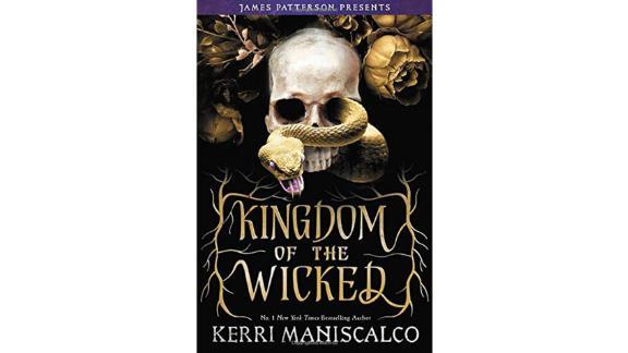'Kingdom of the Wicked' by Kerri Maniscalco