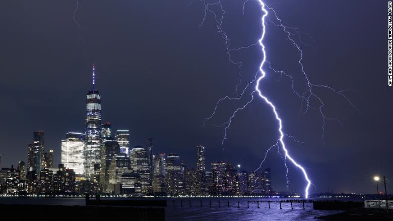 The US could see the fewest recorded deaths from lightning strikes this year