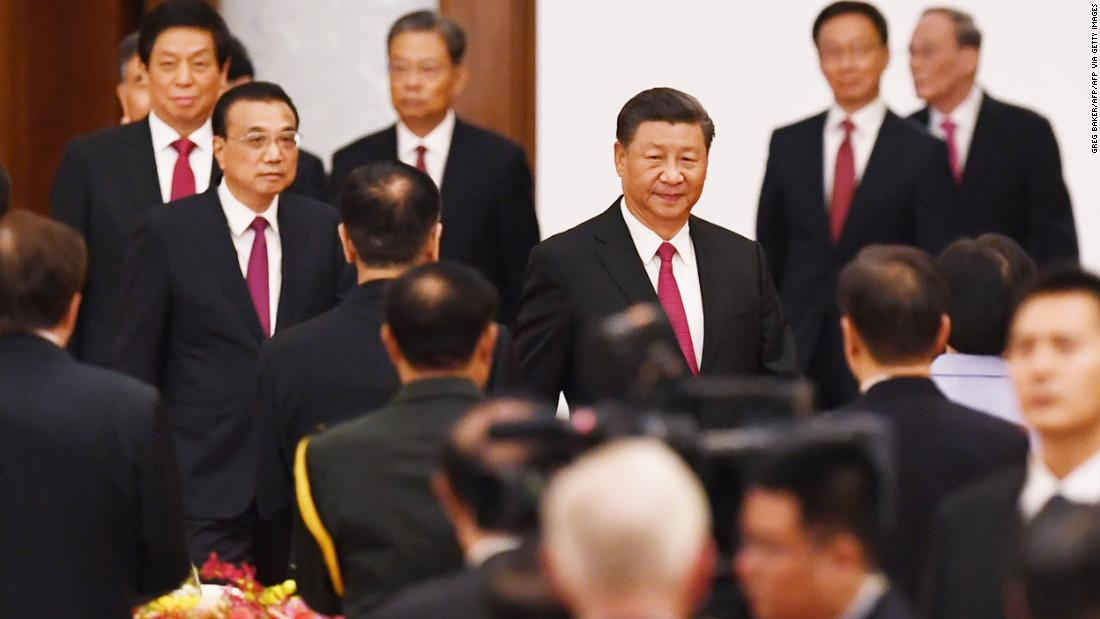 With coronavirus contained China's top leaders meet to plan next five years