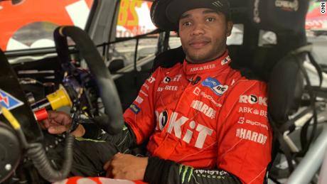 How a high-tech car helped Lewis Hamilton's brother Nicolas overcome his disability to become a racing driver