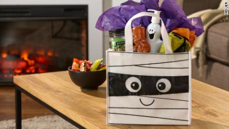 "Retailers like CVS, Target and Meijer are promoting ""Boo Bags"" as safer trick-or-treating alternatives this year."