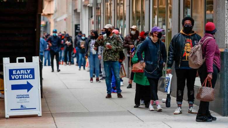Feed the Polls organizing thousands of meals for 2020 voters in food-insecure areas