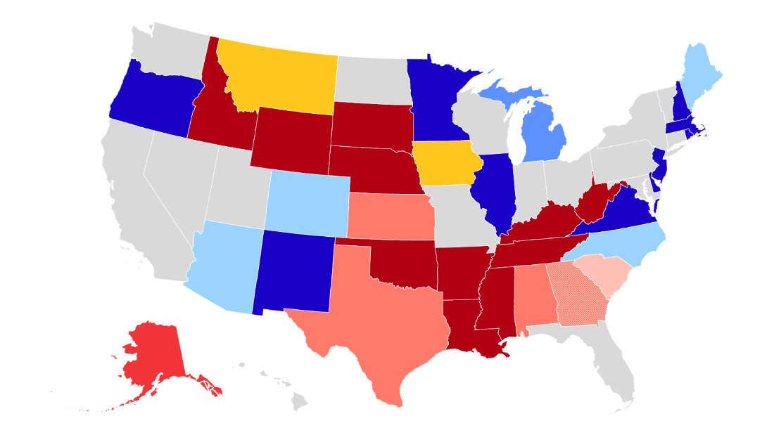 7 of the 10 most expensive Senate races EVER are happening right now