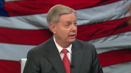 Graham, vulnerable in South Carolina, tells liberals: 'We're gonna kick your ass'