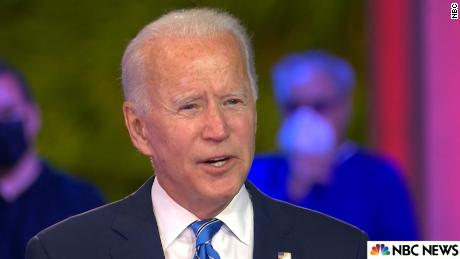 Biden checkmates Trump on Covid