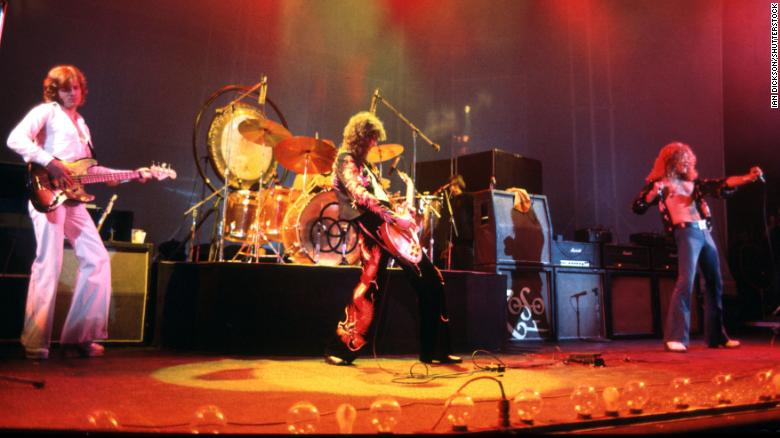 Led Zeppelin victorious in 'Stairway to Heaven' plagiarism case