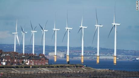 All 30 million British homes could be powered by offshore wind in 2030