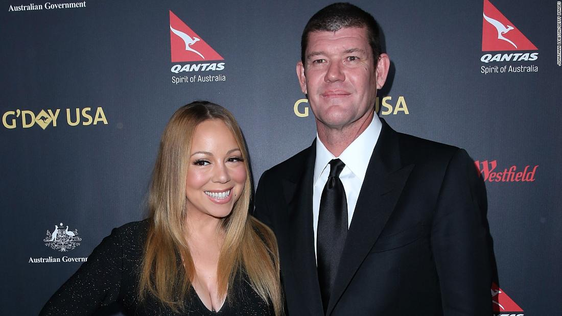 Mariah Carey explains why ex James Packer isn't included in her new memoir