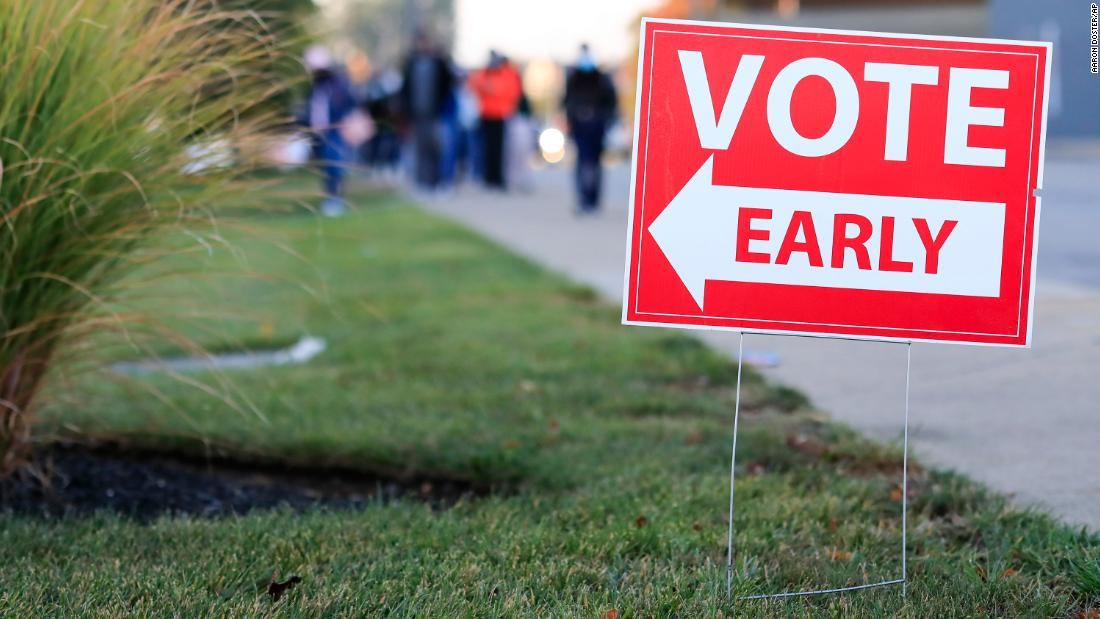 What to do if your right to vote is challenged by a poll watcher – CNN