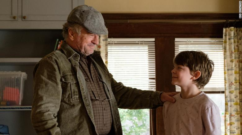 'The War With Grandpa' showcases Robert De Niro in a light family comedy