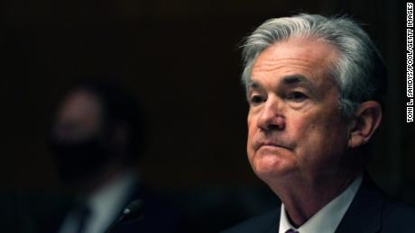 Fed chair warns of economic tragedy if America can't control the coronavirus