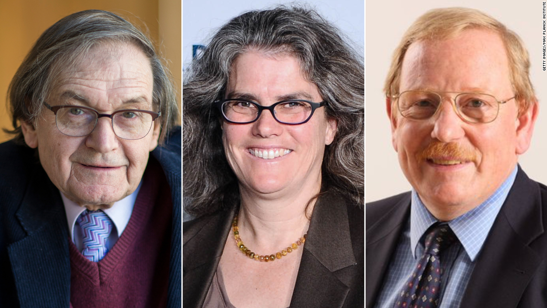 Nobel Prize in Physics awarded for black hole discoveries to Roger Penrose Reinhard Genzel and Andrea Ghez – CNN